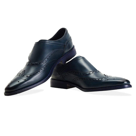 Goodwin Smith Footwear GARGRAVE NAVY