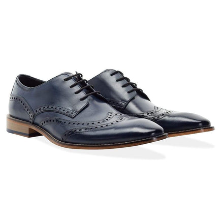 Goodwin Smith Footwear Gisburn Navy