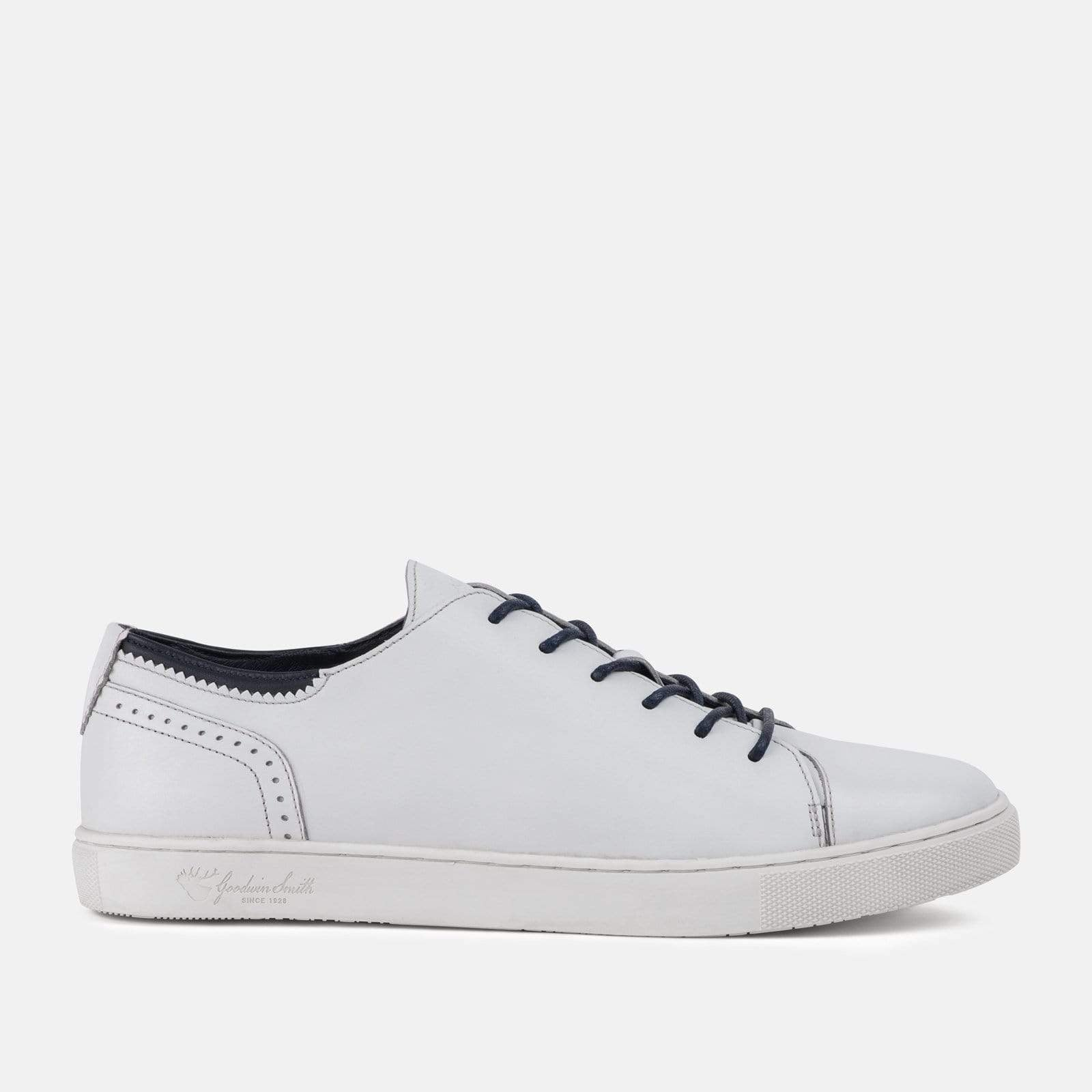 Goodwin Smith Footwear HARLEM WHITE