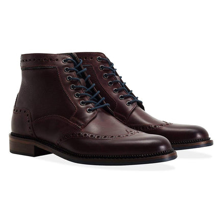 Goodwin Smith Footwear HITCHCOCK DARK BORDO