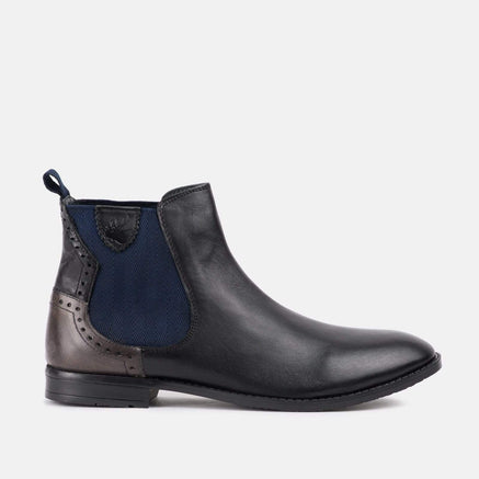 Goodwin Smith Footwear HUNTER BLACK