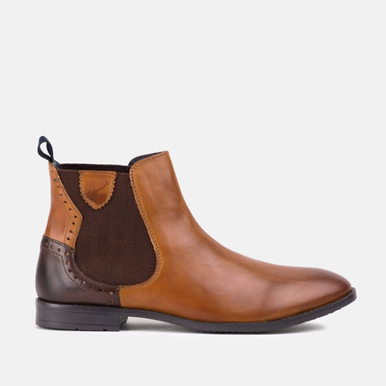 Goodwin Smith Footwear HUNTER TAN