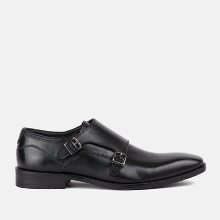 Goodwin Smith Footwear UK 6 / EURO 39 / US 7 / Leather / Black KENSINGTON BLACK