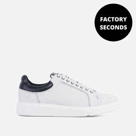 Goodwin Smith Footwear LENNOX WHITE FACTORY SECONDS