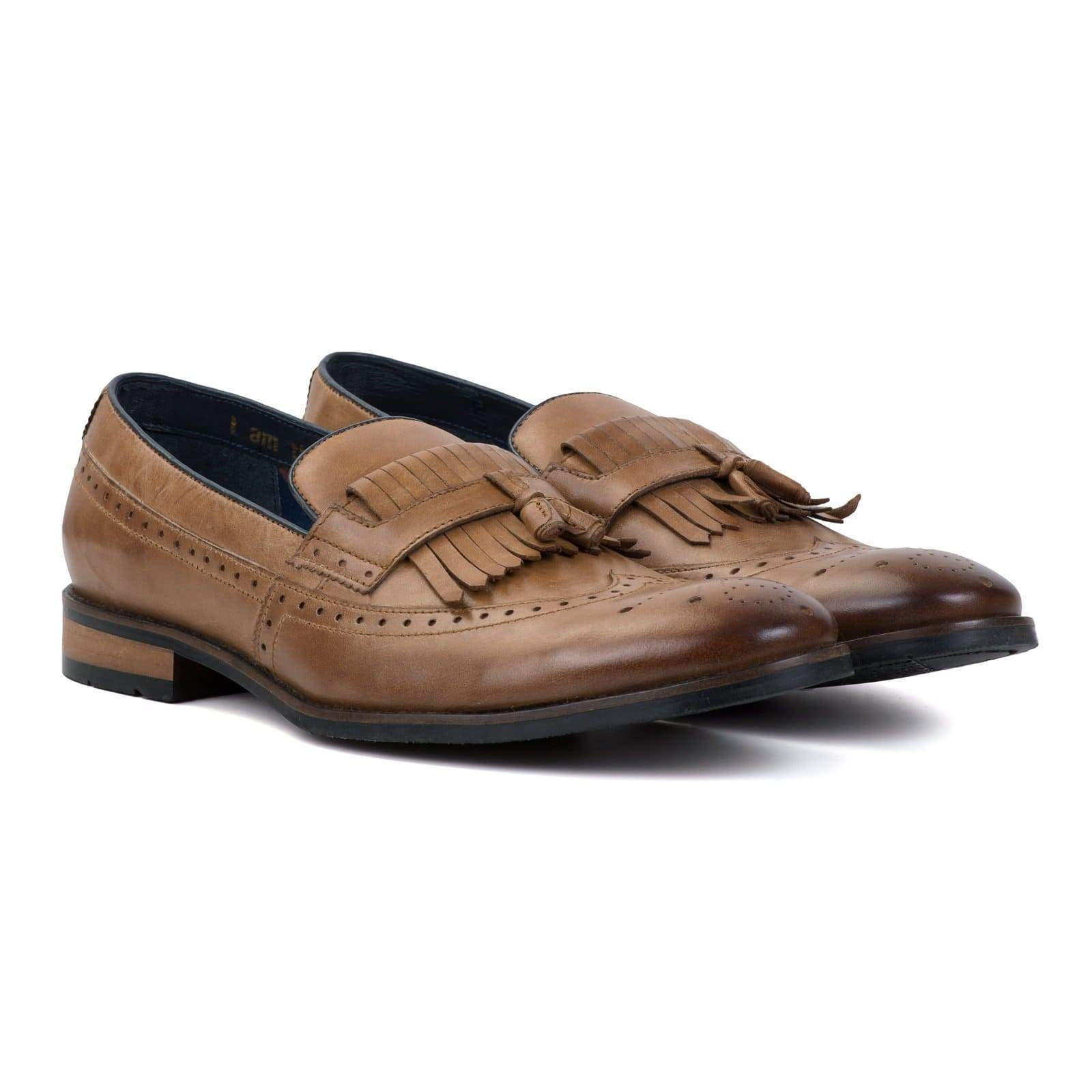 Goodwin Smith Footwear LIBERTY TAN