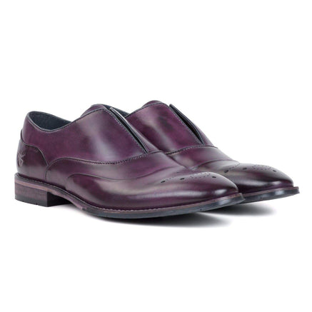 Goodwin Smith Footwear MADISON AUBERGINE