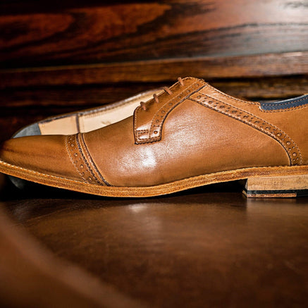 Goodwin Smith Footwear MALHAM TAN - GOODYEAR WELT