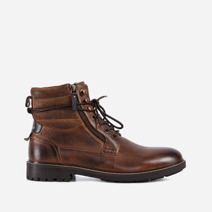 Goodwin Smith Footwear MENS GS ARTISAN FINN TAN WORK BOOT