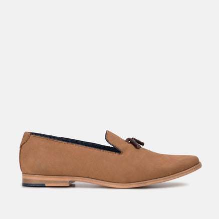 Goodwin Smith Footwear UK 6 / EURO 39 / US 7 / Tan / Nubuck MILTON TAN