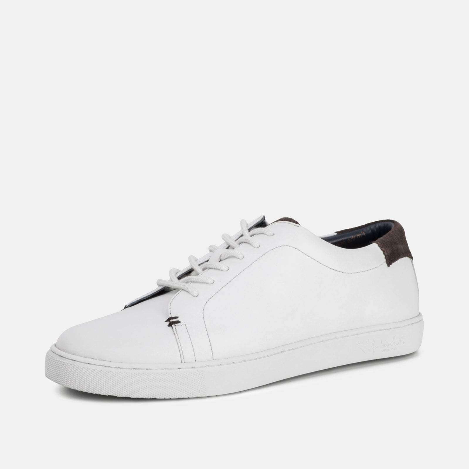 Goodwin Smith Footwear UK 6 / EURO 39 / US 7 / Navy / Nubuck MOORE WHITE