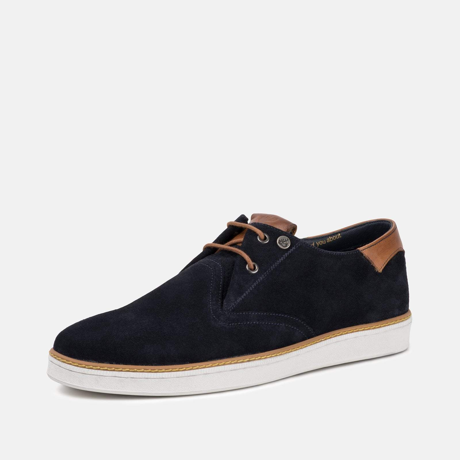 Goodwin Smith Footwear UK 6 / EURO 39 / US 7 / Navy / Suede PORTOFINO NAVY