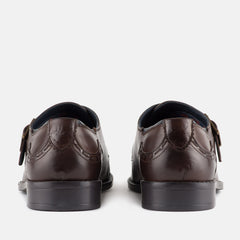 Goodwin Smith Footwear UK 6 / EURO 39 / US 7 / Brown / Leather RISHWORTH BROWN