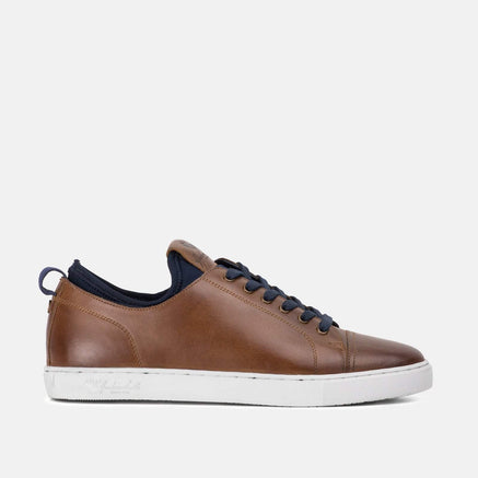 Goodwin Smith Footwear UK 6 / EURO 39 / US 7 / Tan / Leather ROBSON TAN