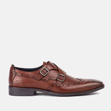Goodwin Smith Footwear STAVELY MAHOGANY