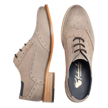 Goodwin Smith Footwear Taylor Sand Brogue