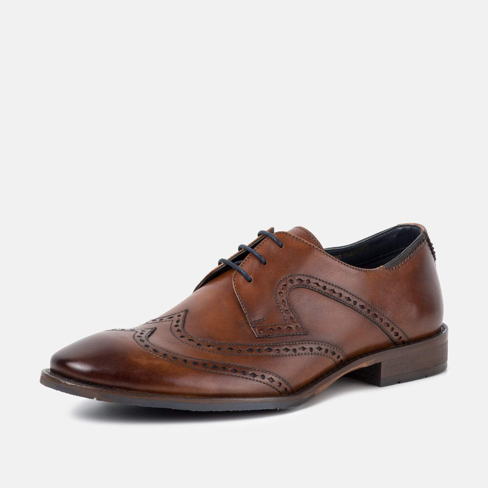 Goodwin Smith Footwear UK 6 / EURO 39 / US 7 / Tan / Leather THORNTON TAN