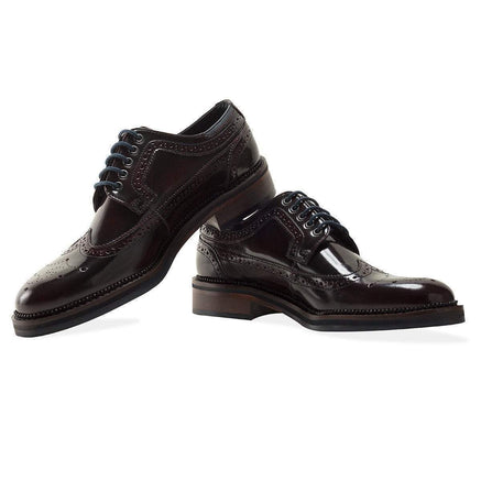 Goodwin Smith Footwear WALKER DARK WINE
