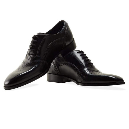 Goodwin Smith Footwear WORSTON BLACK