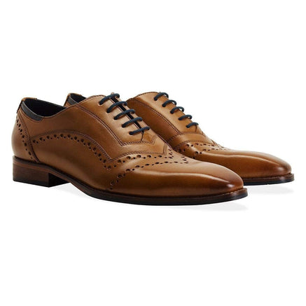 Goodwin Smith Footwear WORSTON TAN