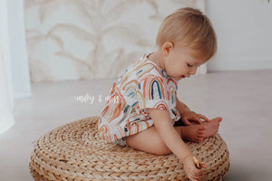 A R I A  top  - Long or short sleeve blouse  {newborn - 3 yrs}