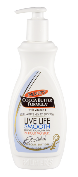 DJ Khaled Special Edition Palmer's Cocoa Butter LIVE LIFE SMOOTH 13.5oz