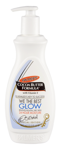 DJ Khaled Special Edition Palmer's Cocoa Butter WE THE BEST GLOW 13.5oz