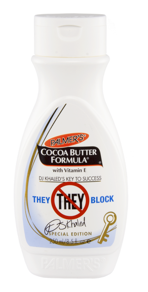 DJ Khaled Special Edition Palmer's Cocoa Butter THEY BLOCK 8.5oz