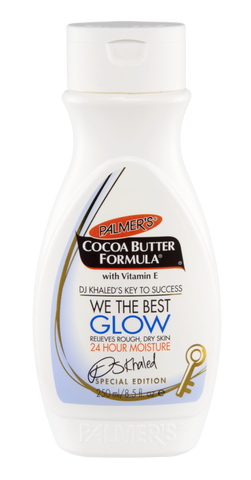 DJ Khaled Special Edition Palmer's Cocoa Butter WE THE BEST GLOW 8.5oz