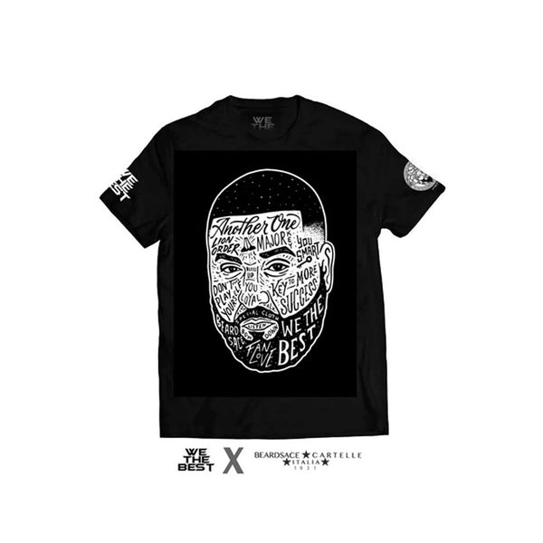 DJ KHALED X BEARDSACE COLLAB SHIRT