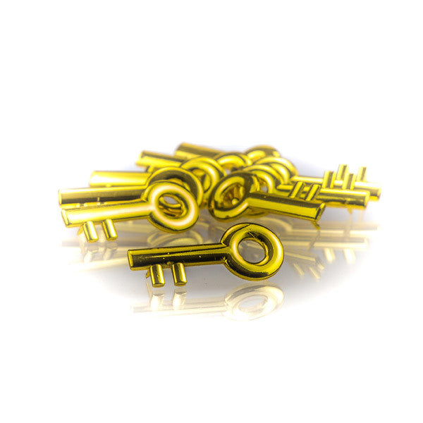 Key to Success Pin