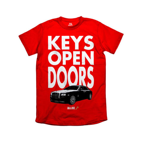 Keys Open Doors