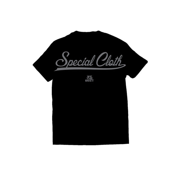 Special Cloth - Grey Text