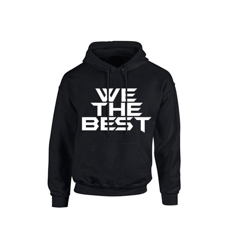 We The Best Logo Hoodie