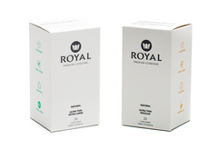 Royal natural ultra thin latex condoms featured in womens health magazine