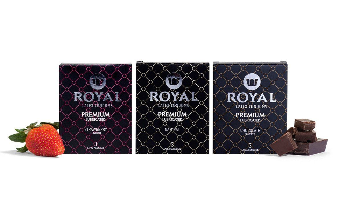 The Taster Pack - Royal