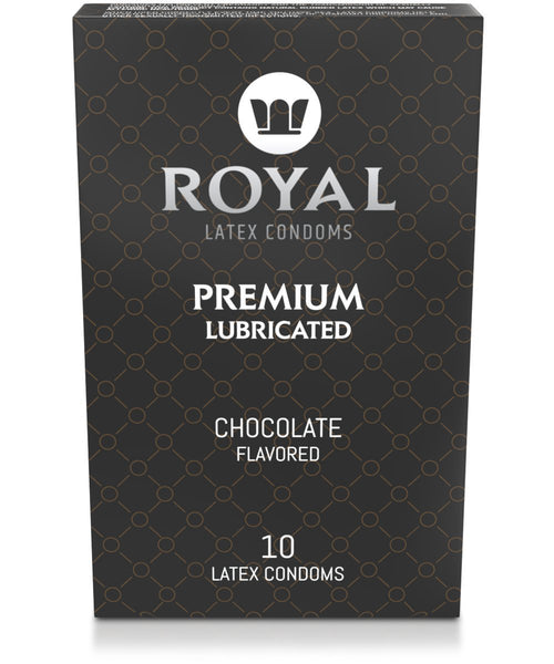 Royal Chocolate, 10 Pack