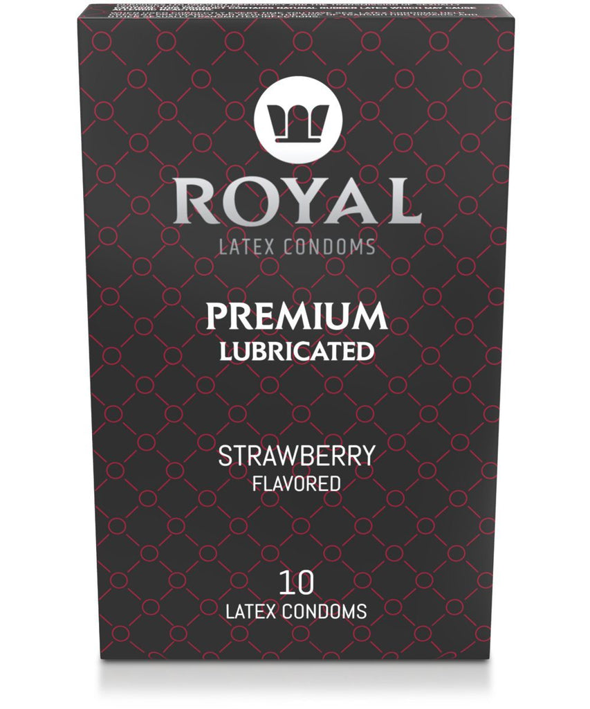 Royal Strawberry, 10 Pack