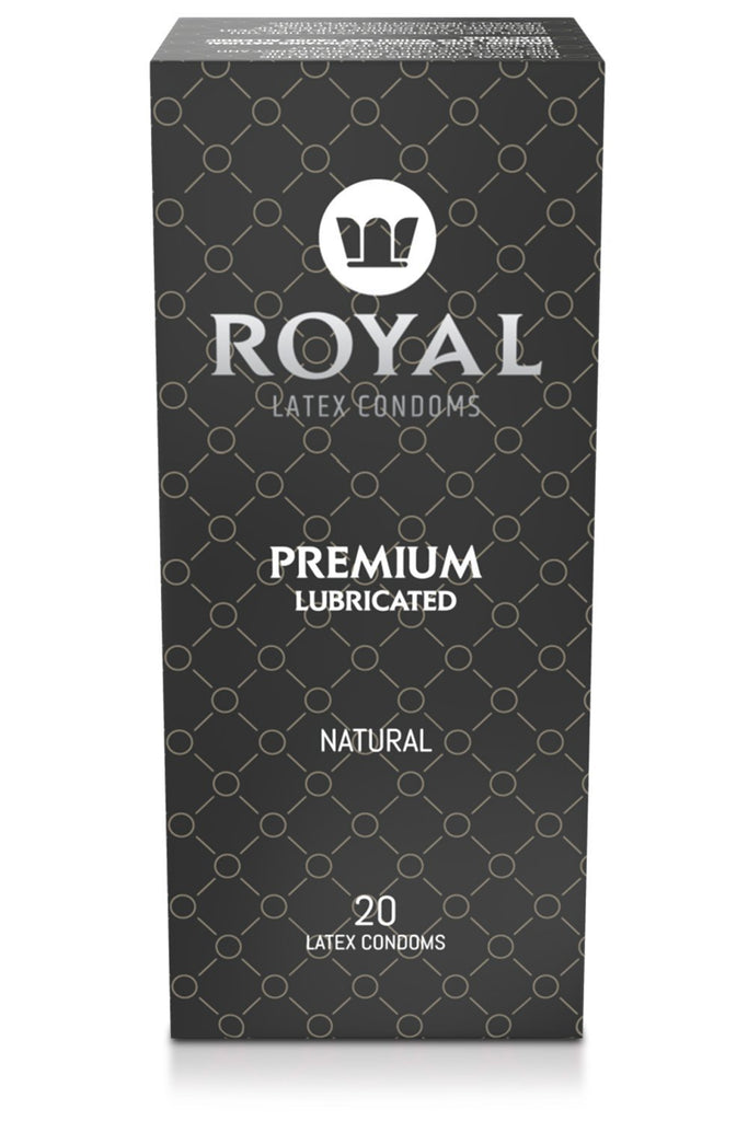 Royal Natural, 20 Pack