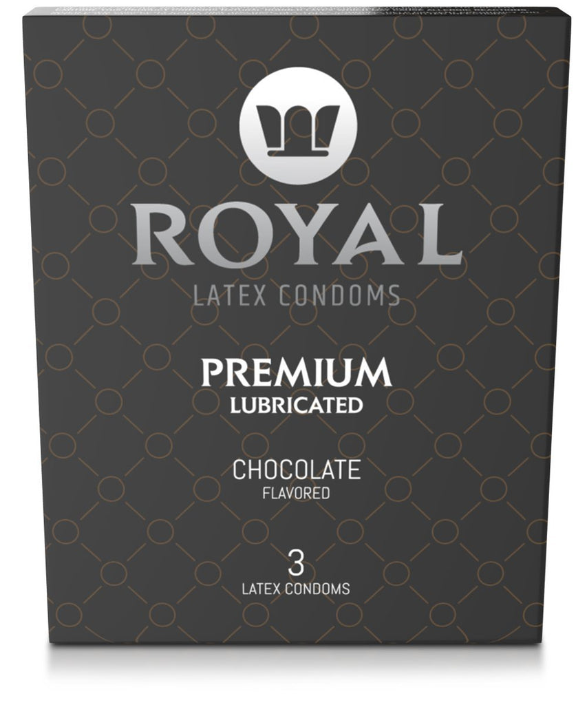 Royal Chocolate, 3 Pack
