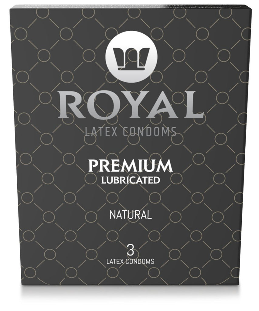 Royal Natural, 3 Pack