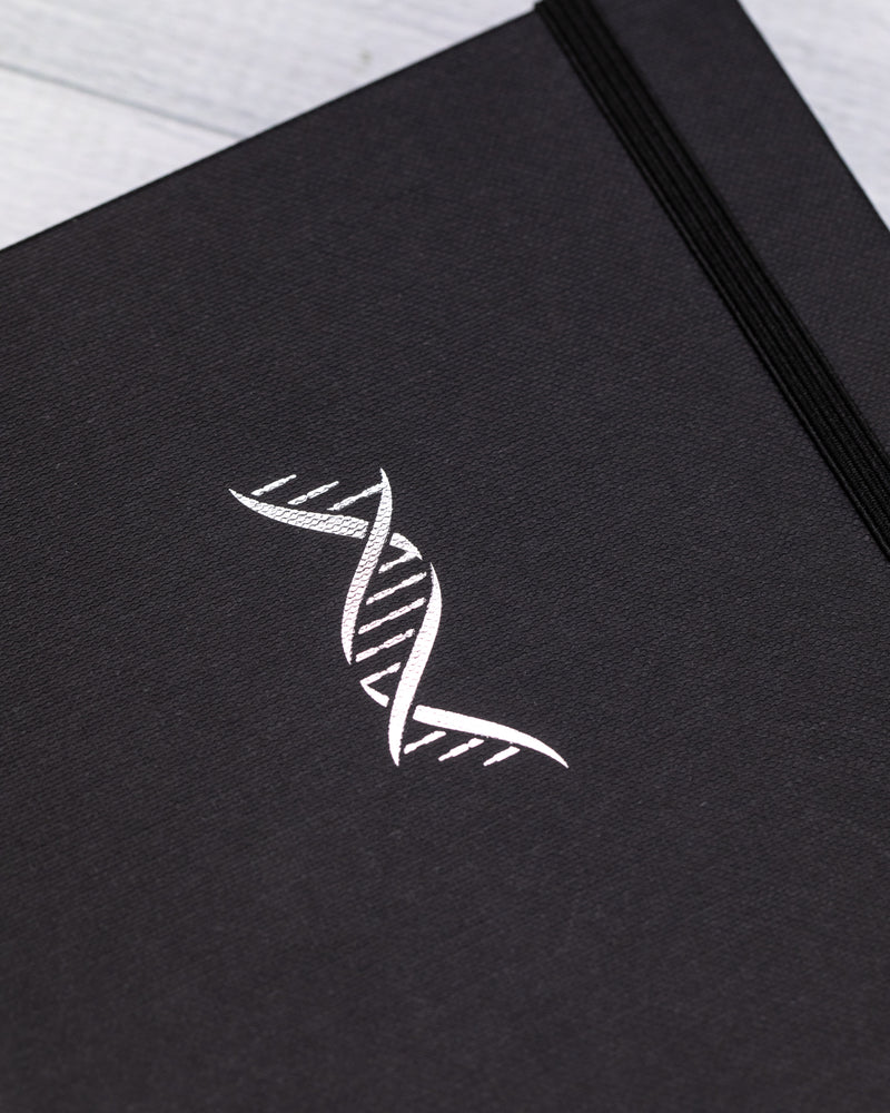 Genetics & DNA A5 Hardcover