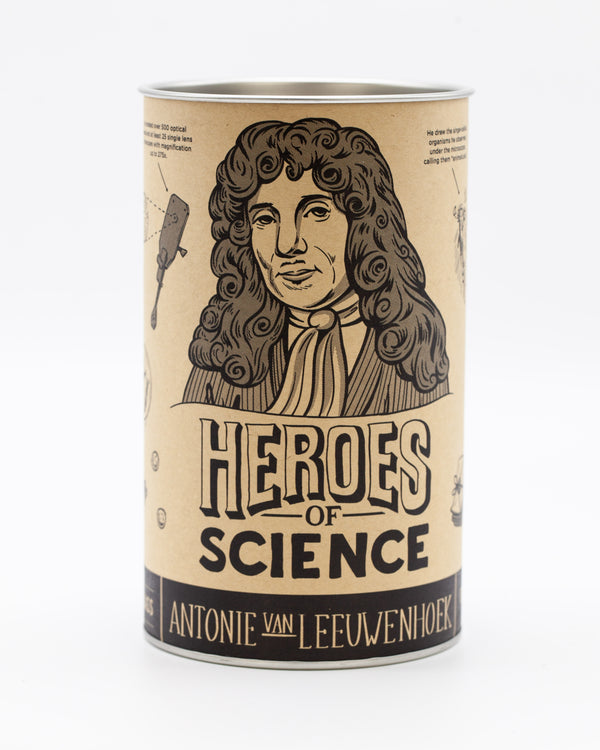 Antonie van Leeuwenhoek Pint Glass - Cognitive Surplus