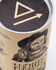 Metal cap of DaVinci pint glass packaging by Cognitive Surplus
