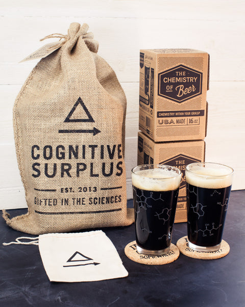 The Chemistry of Beer Gift Pack - Cognitive Surplus - 1