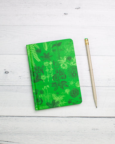 Botany Mini Hardcover - Dot Grid