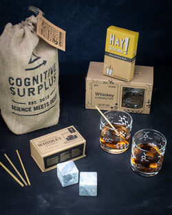 But First, Whiskey Gift Pack - Cognitive Surplus