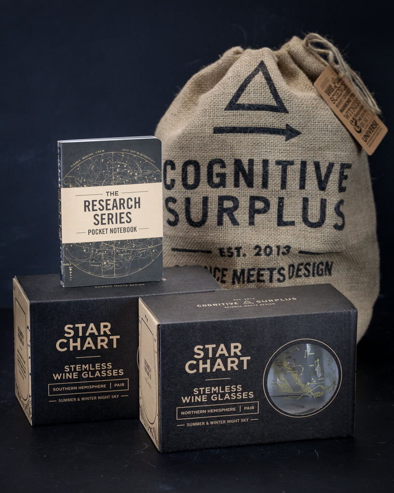 Wine Under the Stars Gift Pack - Cognitive Surplus