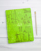 Chemistry: Beaker Hardcover Journal - Dot Grid