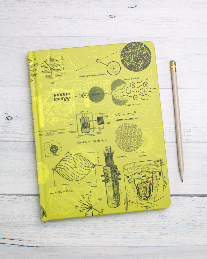 Nuclear Energy Hardcover - Dot Grid