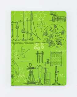 Chemistry Lab Hardcover - Dot Grid
